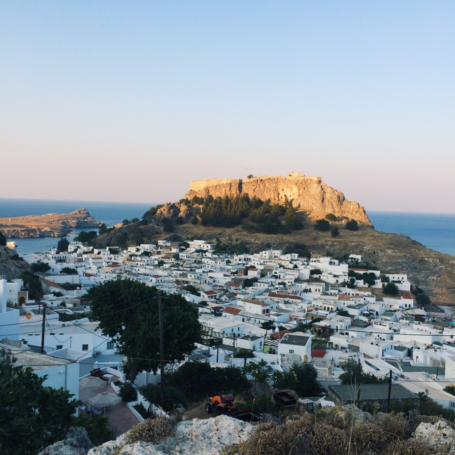 The truth about Lindos