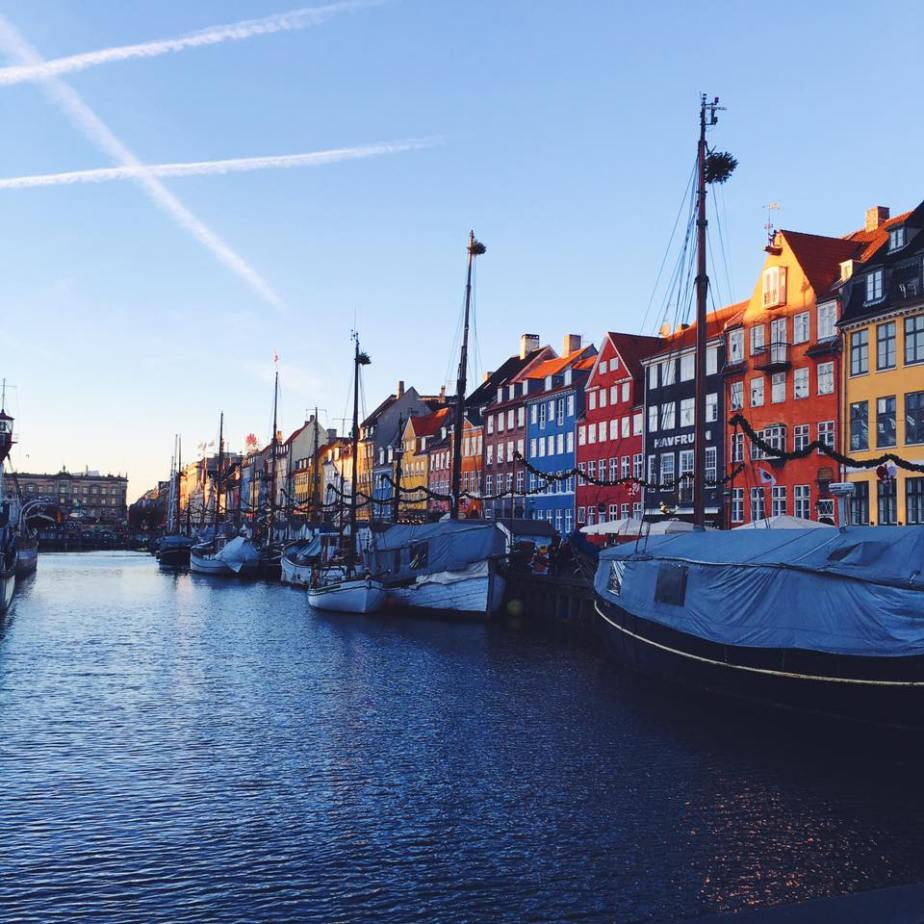 Copenhagen on abudget…