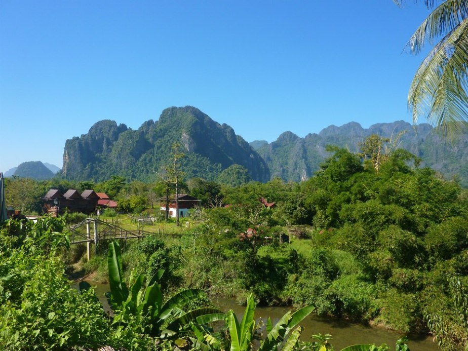 A guide to: Vang Vieng
