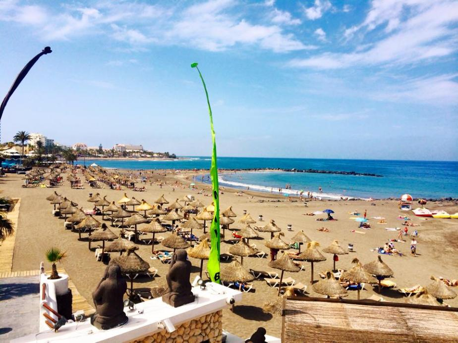 Girly getaway: Tenerife