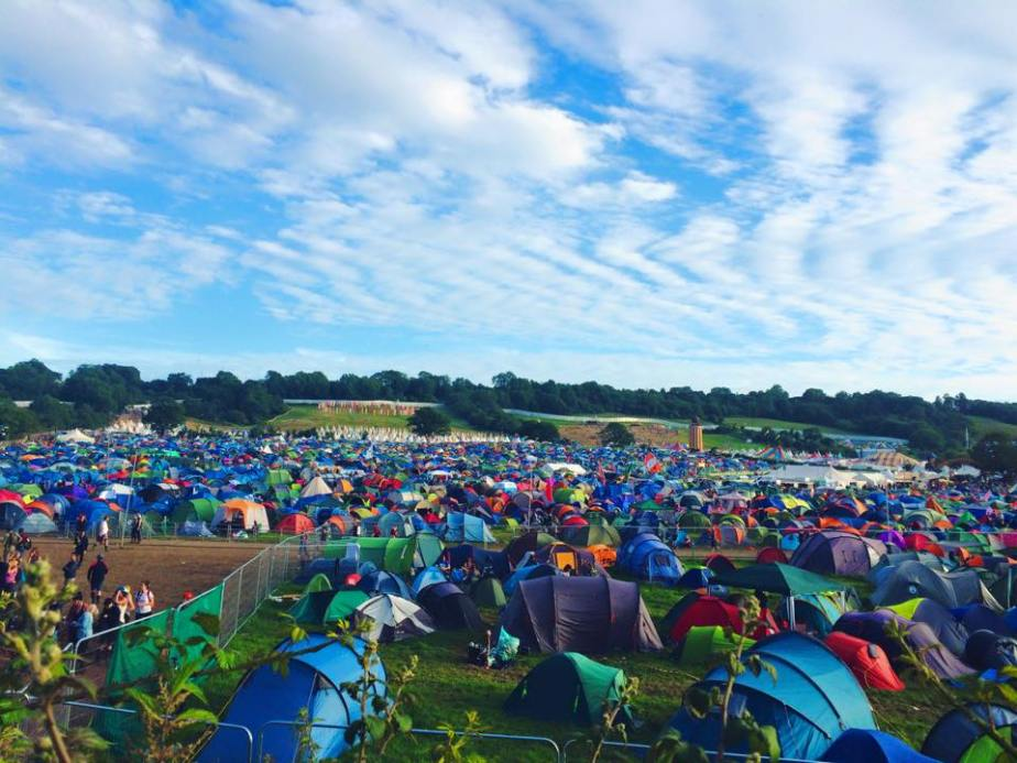 Glastonbury: Survival Guide