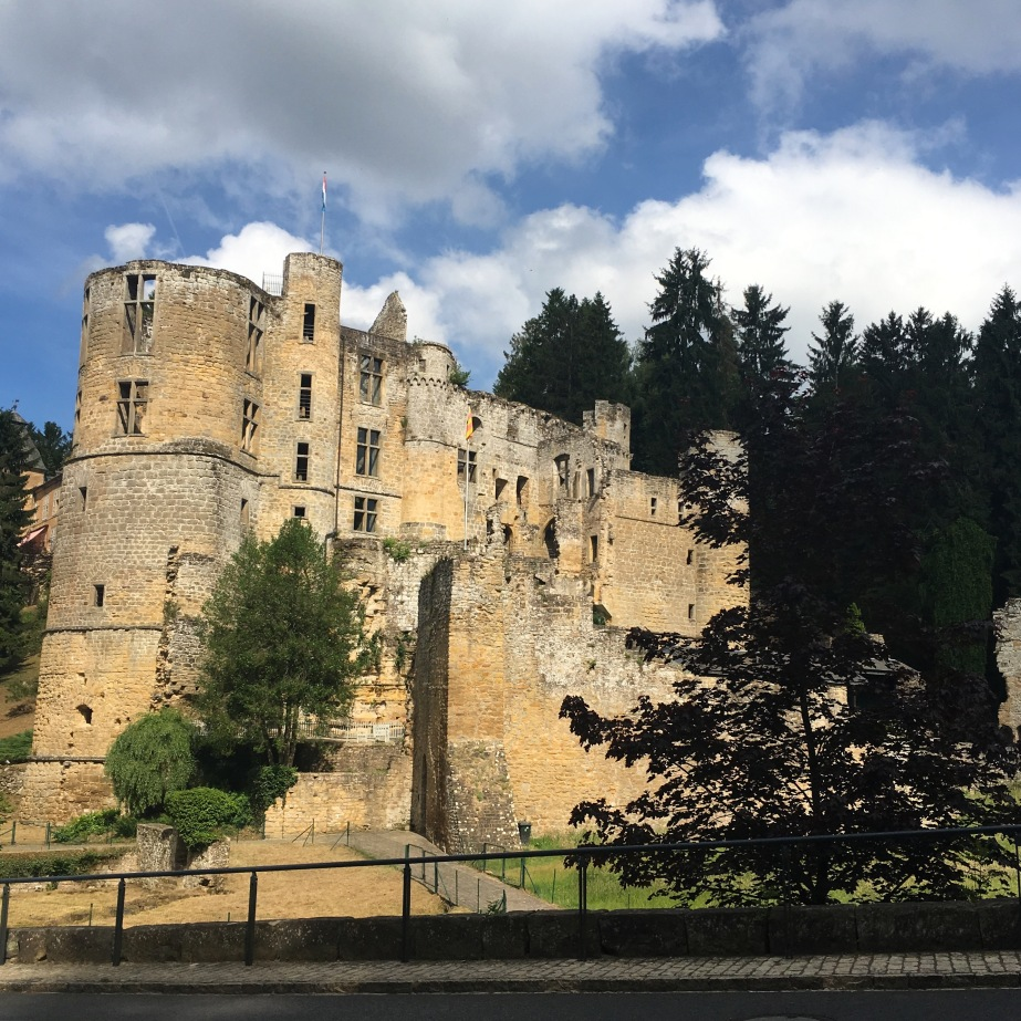 A guide to:Luxembourg