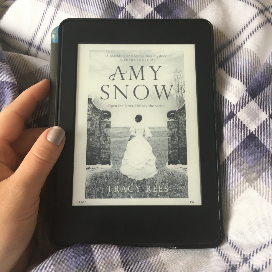 Book Review: Amy Snow by Tracy Rees